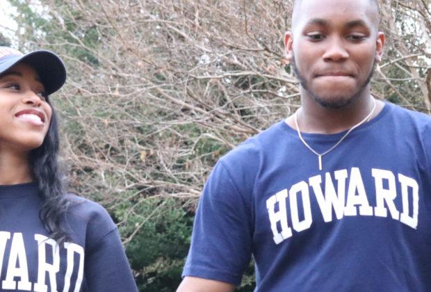 Ryen and Josh at Howard University